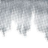 Metal dot texture Royalty Free Stock Photography