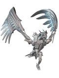 Metal Dragon Royalty Free Stock Photo