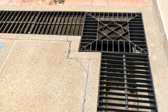 Free Metal Drain Cover Royalty Free Stock Photos - 73066088