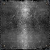 metal drapający Zdjęcie Stock