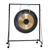 Metal Drum Stock Photo