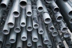 Metal drymby Zdjęcia Stock