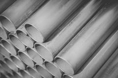 Metal drymby Obrazy Stock