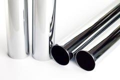 Metal drymby zdjęcie stock