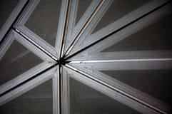 Metal el fondo abstracto Fotografía de archivo libre de regalías