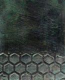 Metal embossed tekstura obrazy royalty free