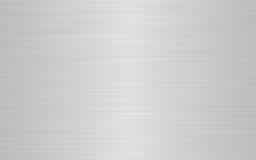 Metal escovado Foto de Stock
