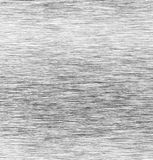 Metal escovado textura Fotografia de Stock