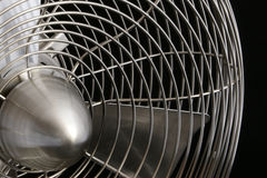 Metal fan Stock Photography