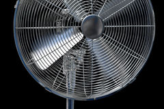 Metal fan Royalty Free Stock Photos