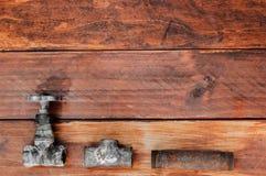 Plumbing repair stock image