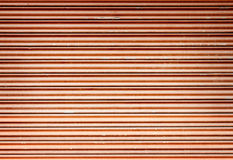 Metal fence Stock Images