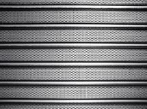 Metal fence background Stock Photo