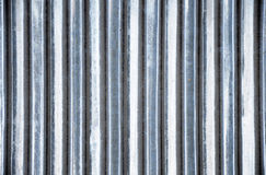 Metal fence background Royalty Free Stock Photos