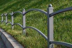 Metal Fence Stock Photos