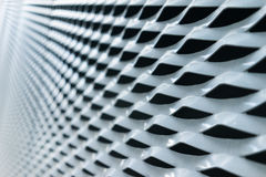 Metal fence texture Royalty Free Stock Photo