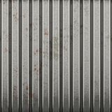 Metal fence or wall Stock Photo