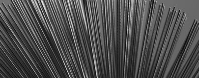 Metal filaments Royalty Free Stock Image
