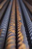 Metal fittings Stock Image