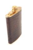 Metal flask Stock Photos