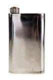Metal flask Stock Photography