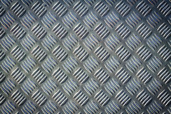 Metal floor Royalty Free Stock Images