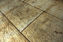 Metal Floor Stock Photos