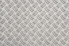Metal floor panel Royalty Free Stock Images