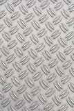Metal floor panel texture Royalty Free Stock Image