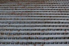 Metal floor. At pier,Thailand Stock Photos