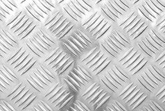 Metal floor plate background royalty free stock photography
