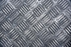 Metal floor plate with diamond pattern,iron texture. stock images