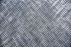 Metal floor plate with diamond pattern,iron texture. royalty free stock photo