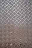 Metal floor texture Stock Photos