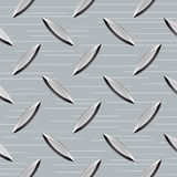 Metal floor texture Royalty Free Stock Image