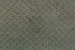 Metal floor textured for background Royalty Free Stock Photography