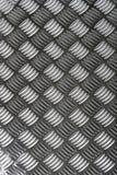 Metal flooring. Grey metal flooring royalty free stock images