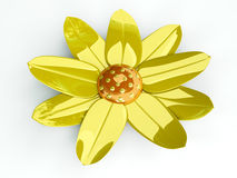Metal Flower Royalty Free Stock Images