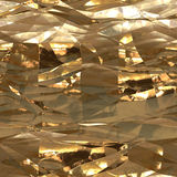 Metal foil seamless Royalty Free Stock Photo