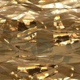 Metal foil seamless Royalty Free Stock Photo