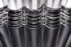 Metal Formulare Lizenzfreie Stockbilder