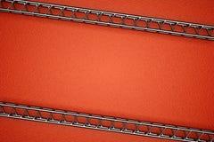 Metal frame Stock Photos