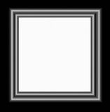 Metal frame Royalty Free Stock Images