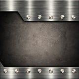 Metal frame Royalty Free Stock Photo