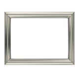 Metal frame Royalty Free Stock Photography