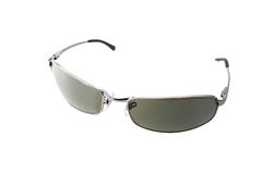 Metal frame sunglasses  Stock Photo