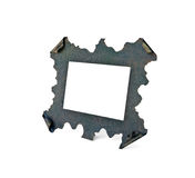 Metal frame Royalty Free Stock Photos