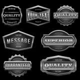 Metal Frames Royalty Free Stock Image