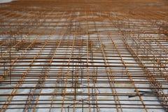 Metal framework Stock Image