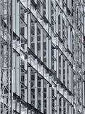 Metal framework stock photos